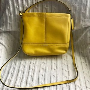 Beautiful, used once, Coach bag